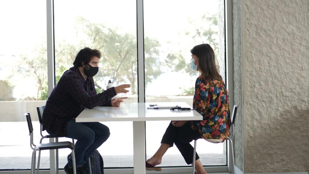 Entrevista Jeff en Marina de Empresas